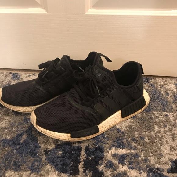 adidas Shoes   Adidas Nmd Black And